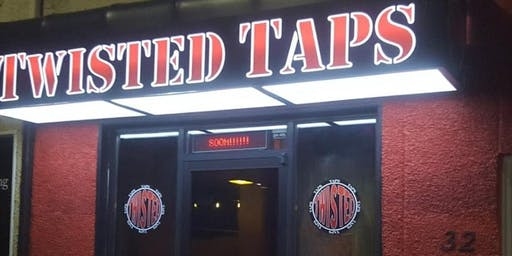 Twisted Taps Open Mic
