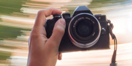 Curso de fotografía introspectiva para docentes - Adultos.