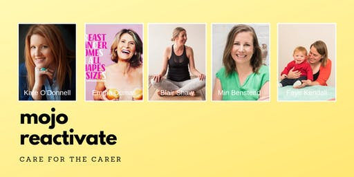 Mojo Reactivate - Care for the Carer