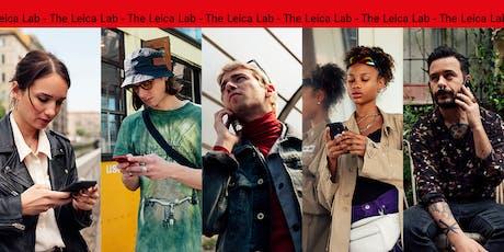 The Leica Lab - Il Laboratorio gratuito di Fotografia di Leica biglietti