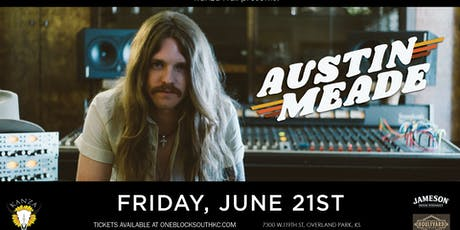 Austin Meade @ Kanza Hall  tickets