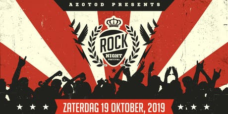 Rock Night Festival tickets