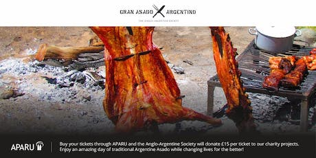 Gran Asado 2019 by the Anglo Argentine Society  tickets