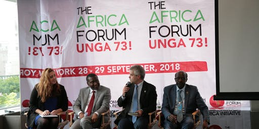 The Africa Forum New York 2019: Charting Africa towards a Sustainable and Digital Future