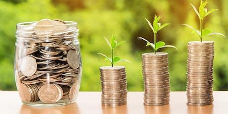 Build Wealth Through online tickets