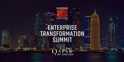 Enterprise Transformation Summit & Awards Qatar
