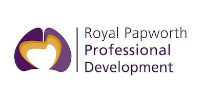 Royal Papworth CALS Course - 16th November 2019
