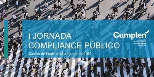 I Jornada de Compliance Público - Asociación Cumplen