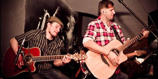 Akustyczni Shanties - Dublin