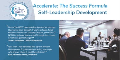 Self-Leadership Development & Goals Setting Workshops