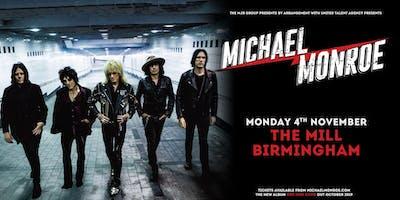 Michael Monroe (The Mill, Birmingham)