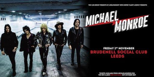 Michael Monroe (Brudenell Social Club, Leeds)