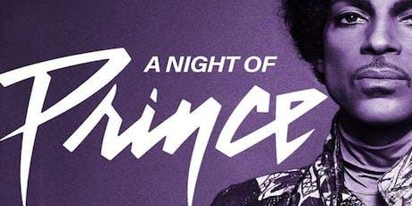 A Night Of Prince Ƭ̵̬̊ tickets