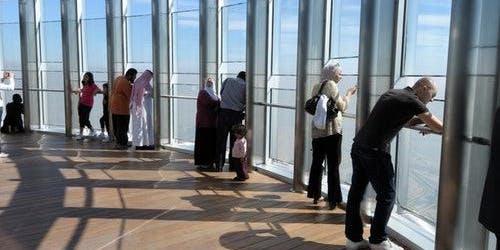 Burj Khalifa: 124th, 125th & 148th Floor + Skip The Line