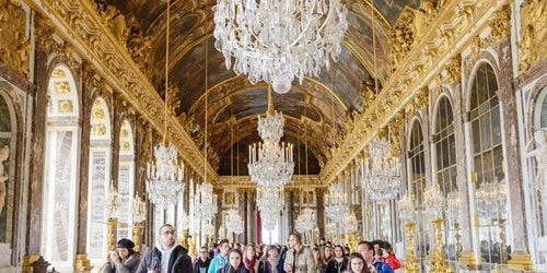 Palace of Versailles: Palace Entrance + Audio Guide