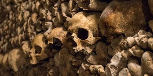 Catacombs of Paris: Skip The Line + Audio Guide