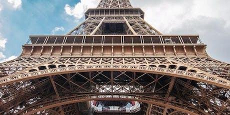 Eiffel Tower - Summit: Guided Visit billets
