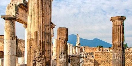 Pompeii: Skip The Line + Audio Guide biglietti
