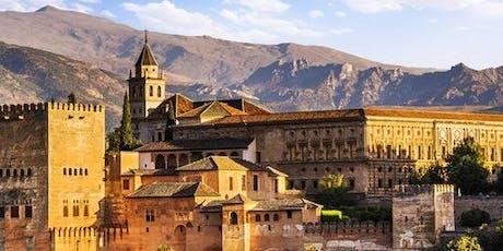 Alhambra: Guided Tour + Skip The Line entradas