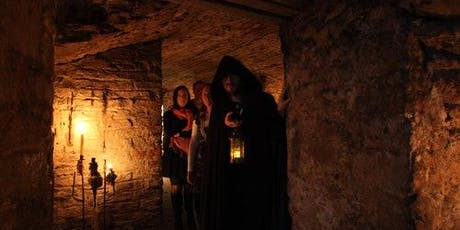 Hidden & Haunted Ghost Tour tickets