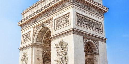 Arc de Triomphe: Skip The Line + Rooftop Access