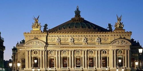 Opéra Garnier: Self-Guided Visit