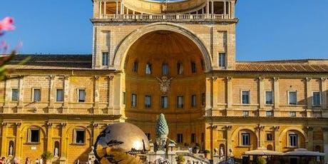 Vatican Museums & Sistine Chapel: Skip The Line biglietti