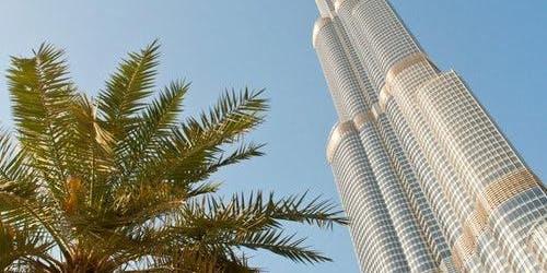 Burj Khalifa: 124th & 125th Floor + Dubai Aquarium