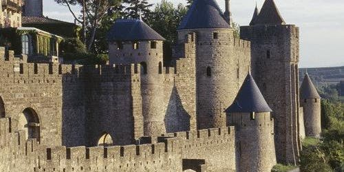 Cité de Carcassonne - Visit the Castle and the Ramparts