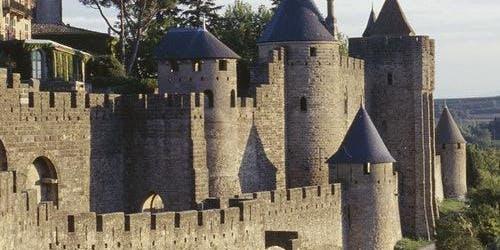 Cité de Carcassonne - Visit the Castle and the Ramparts