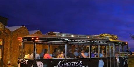 Ghosts & Gravestones Key West tickets