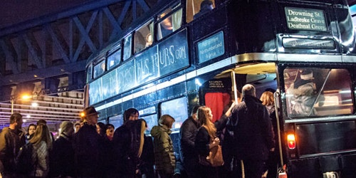 The Ghost Bus Tour York
