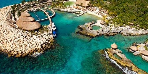 Xcaret: Fast Track Entrance & Transport