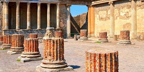 Pompeii: Skip The Line & Guided Tour