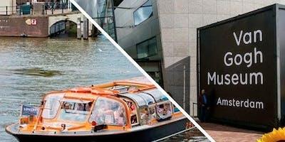 Van+Gogh+Museum+%26+Canal+Cruise