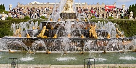 Palace of Versailles: Access All Areas + Fountain Shows or Musical Gardens tickets