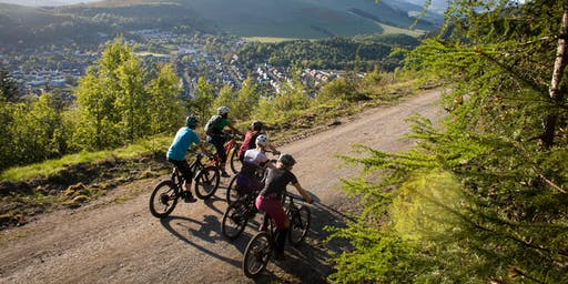 Steep & Natural Ride Out - Innerleithen