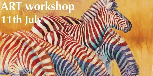 Art Workshop - Colour theory & expression