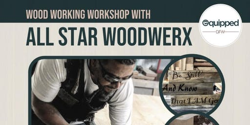 Wood working teen camp