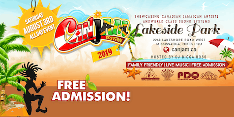 CanJam Festival 2019 tickets