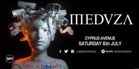 MEDUZA tickets