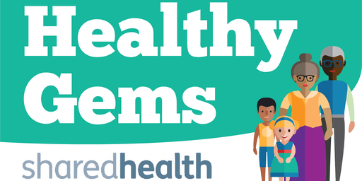 Healthy Gems - Chadderton Library