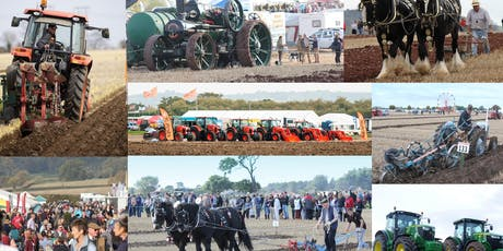 British National Ploughing Championships & Country Festival tickets