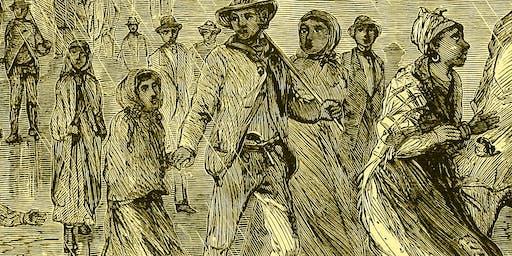 Slavery and Underground Railroad Tour