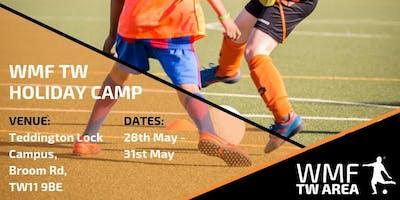We Make Footballers Teddington May Camp