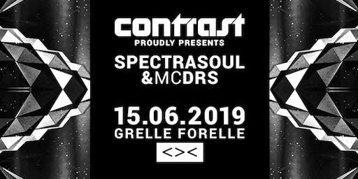 CONTRAST presents SPECTRASOUL & MC DRS