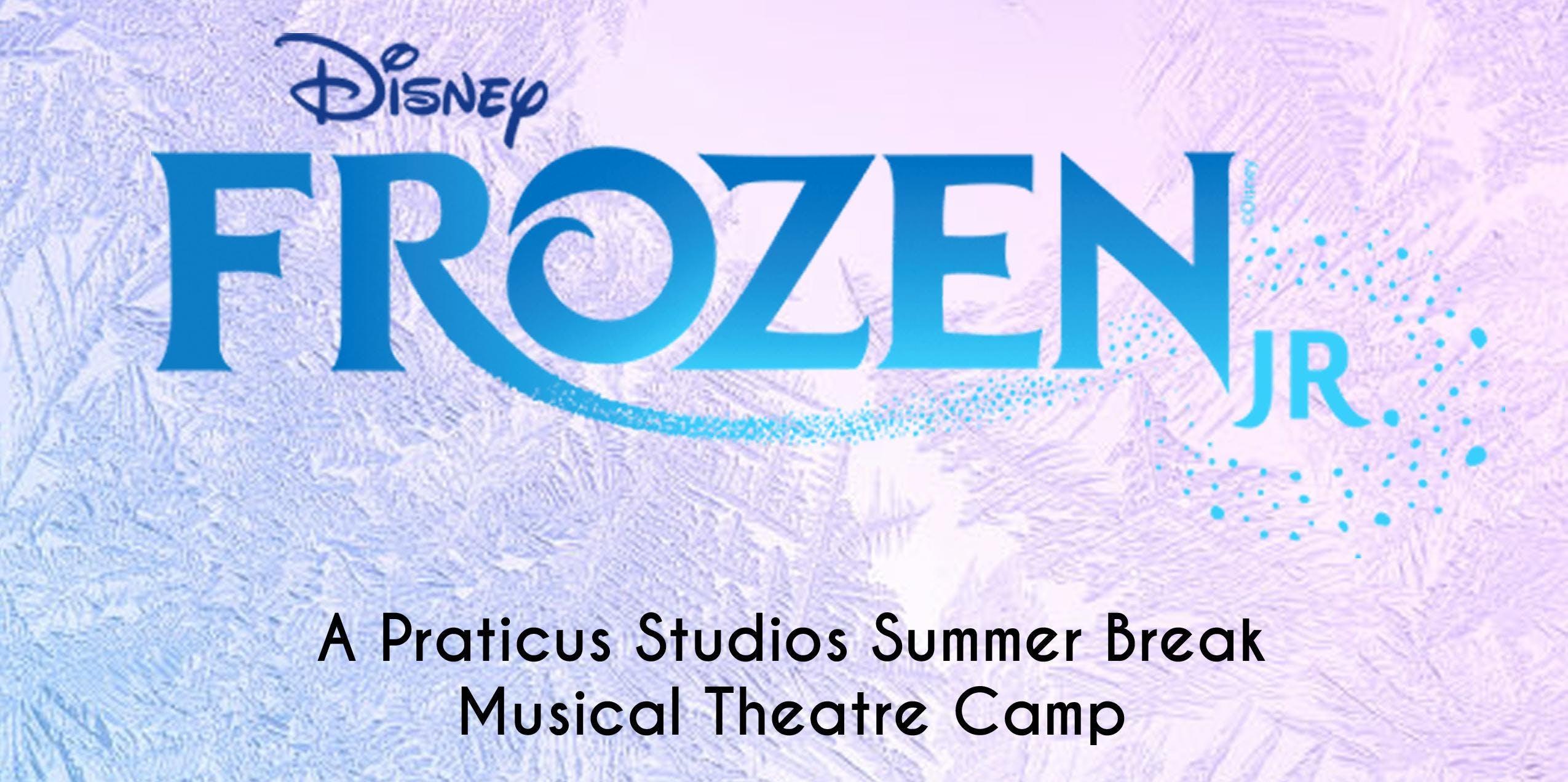"""Frozen JR"" - A Praticus Studios Summer Break Camp"