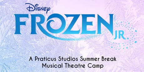 """Frozen JR"" - A Praticus Studios Summer Break Camp tickets"