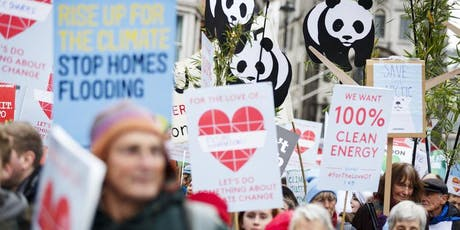 Coach from Southampton to The Time Is Now mass lobby event on 26th June   tickets