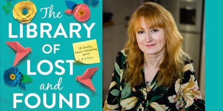 Book Launch: The Library of Lost and Found by Phaedra Patrick tickets